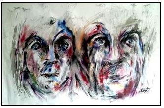 Målning: Anna Liljestrand