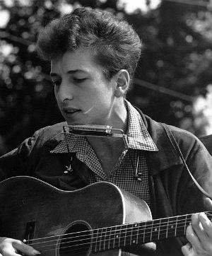 Bob Dylan. Foto: David Levy.