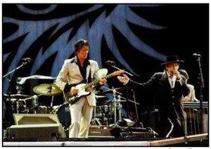 Bob Dylan. Foto: Hans-Erik Lundh. CC