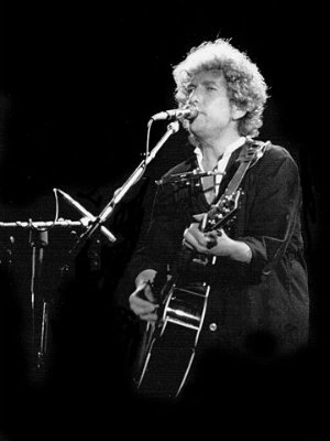 Bob Dylan i Barcelona. Foto: bobdylan.com