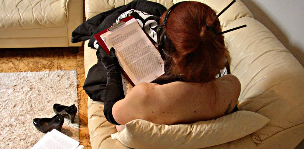 Beata Valle. Foto: Pierre M vineland.