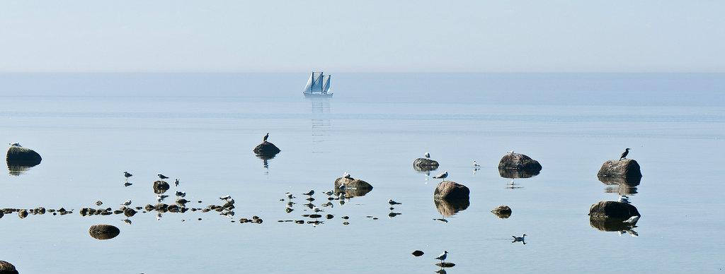 Havet av Lars Lundqvist.