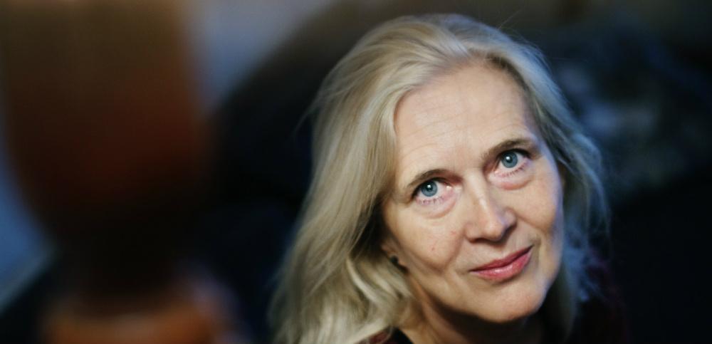 Katarina Frostenson. Foto: Nicklas Thegerström.