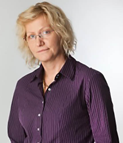 Maria Vedin. Foto: Göran Ström