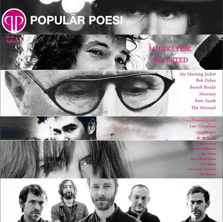 Pdf-tidskriften som gjorde av nummer 14 omfattade alla artiklar som lades ut på nätet.