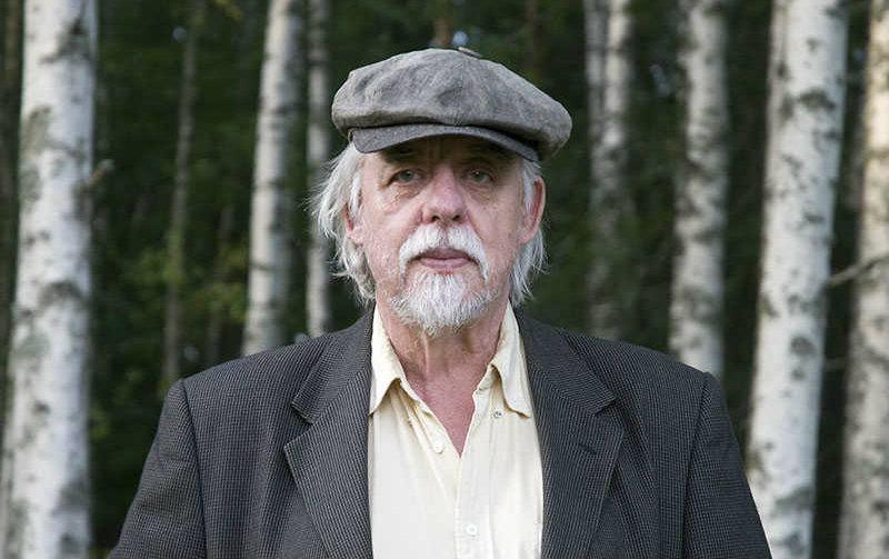 Thomas Tidholm. Foto: Kjell Nilsson