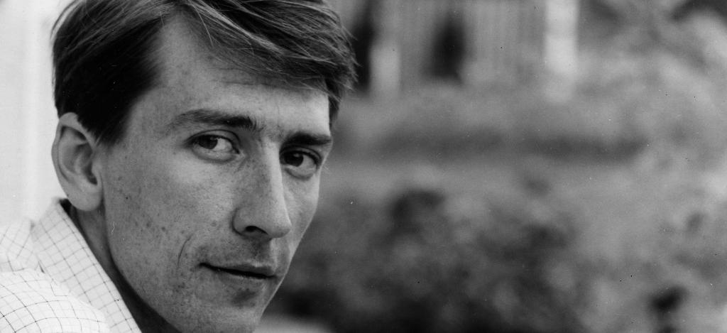 Tomas Tranströmer: Foto: Lutfi Ozkok / Bonniers förlagsarkiv.