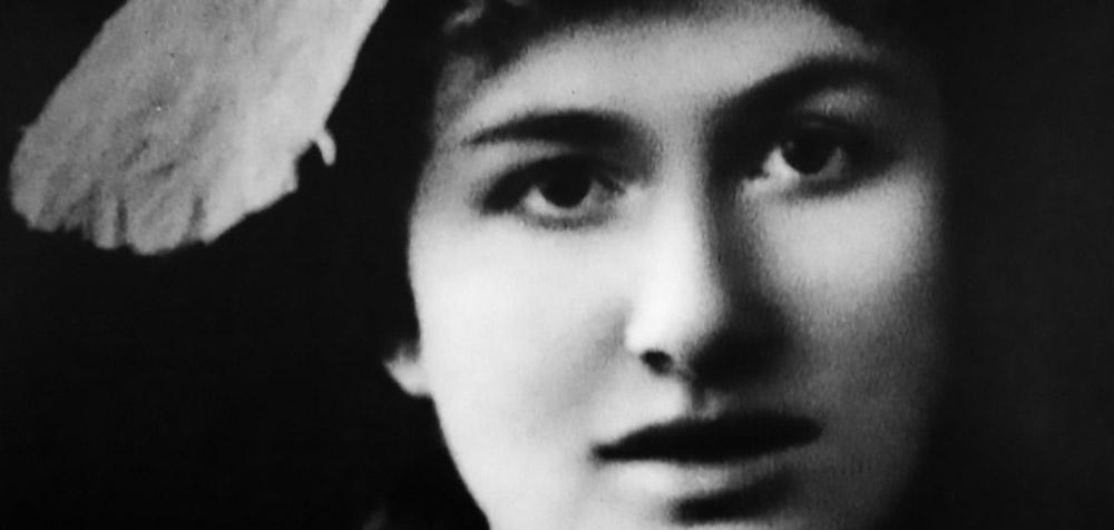 Edith Södergran.