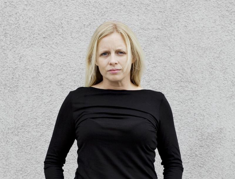 Anna Hallberg. Foto: Sara Mac key