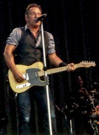 Bruce Springsteen. Foto: Hampus Östh Gustafsson