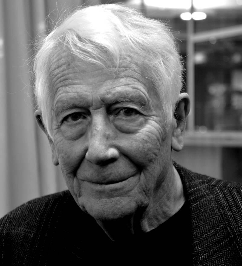 Carl-Göran Ekerwald. Foto: Bengt Oberger CC