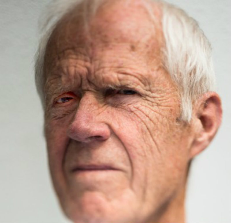 Göran Strömqvist. Foto: Sven Strömqvist.