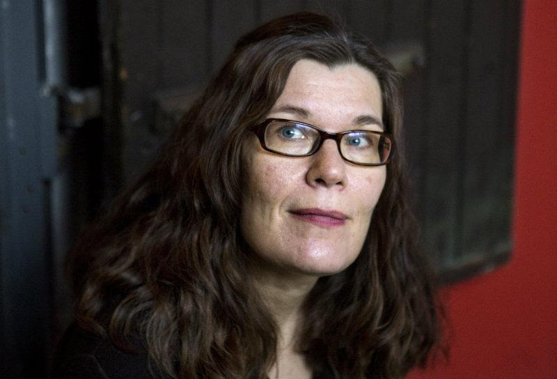 Helga Krook. Foto: Christine Olsson