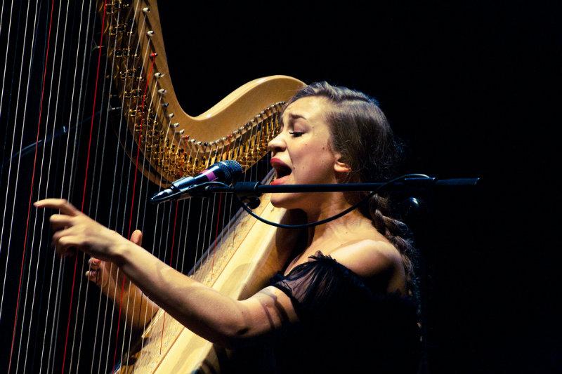 Joanna Newsom. Foto: Daniela Vladimirova