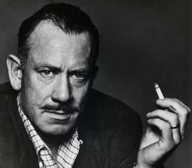 John Steinbeck skapade karaktären Tom Joad.