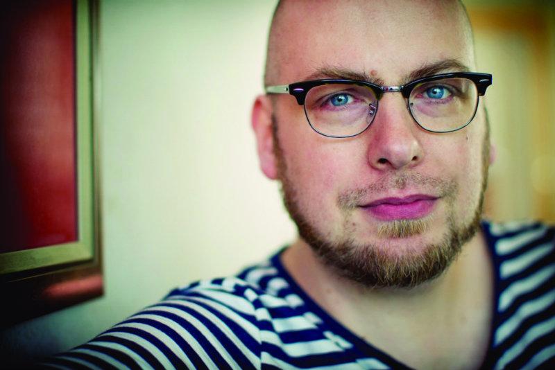 Mattias Jeschko-Edberg. Foto: Mette Ottosson