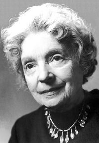 Nelly Sachs 1966. Foto: Nobel Foundation