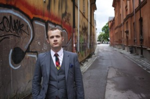 Lars Anders Johansson. Foto: Tobias Rengman