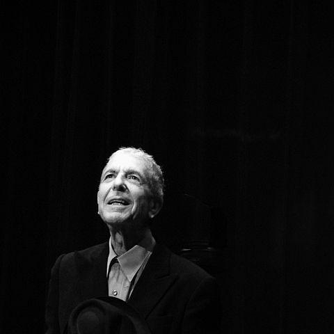 Leonard Cohen. Foto: Rama