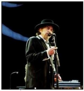Bob Dylan. Foto: Hans-Erik Lundh