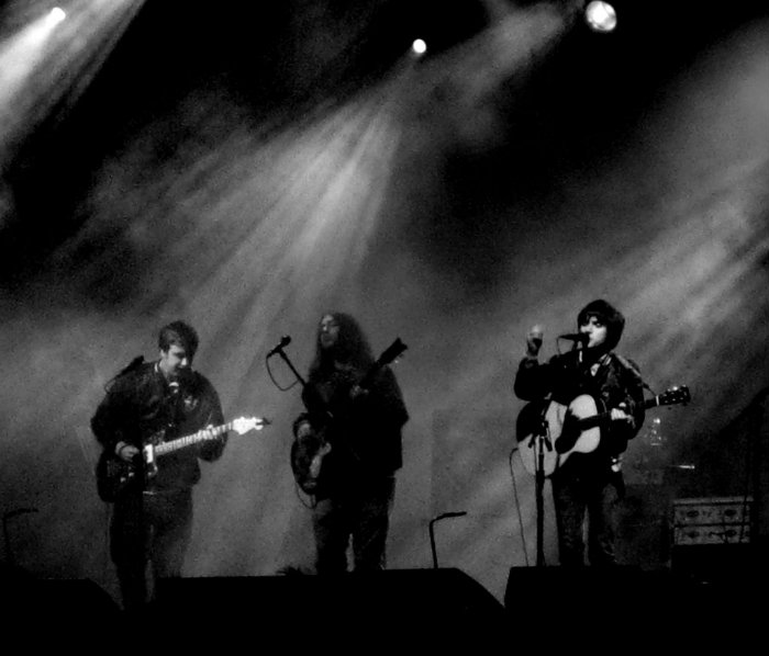 Conor Oberst och Mystic Valley Band. Foto: Cavie 78 CC BY-SA 3