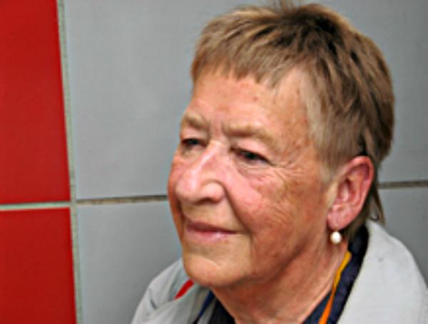 Karin Lentz. Foto: Kristian Carlsson