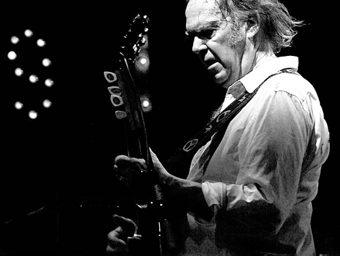 Neil Young.  CC Attribution 2.0