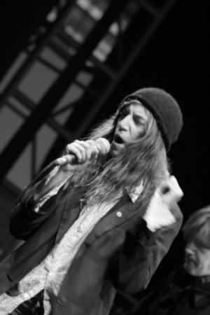 Patti Smith i Finland 2007. Foto: Rich Thane. CC BY-ND 2.0