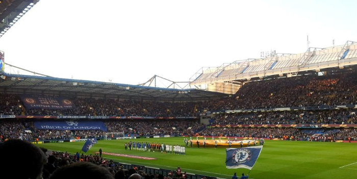 Stamford Bridge 2013 Foto Tim Stickings