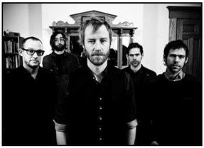 The National. Foto: Mike Christie.