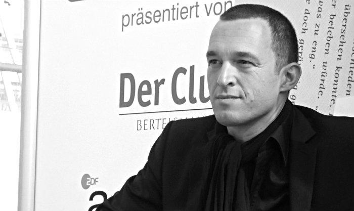 Albert Ostermaier. Foto: Blaues Sofa CC BY-SA 2.0