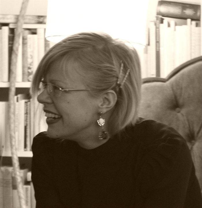 Elise Ingvarsson. Foto: Christian Cavallin