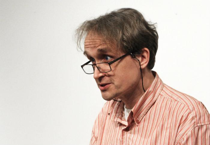 Peter Bjorkman. Foto: Peter Nyberg