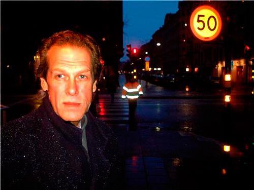 Peter Lindforss. Foto: Flamme Förlag