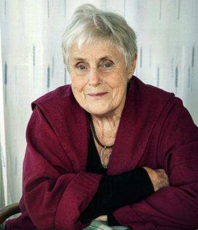 Elsie Johansson. Foto: Ulla Montan