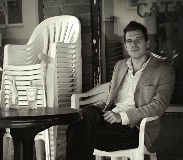 Joar Tiberg. Foto Cato Lein.
