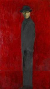 Cecilia Edefalks målning Dad