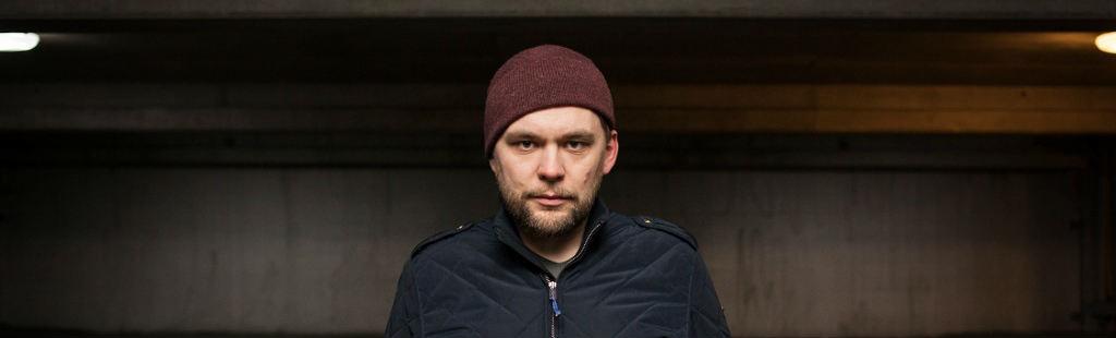 Oskar Hanska. Foto: John Wennerberg