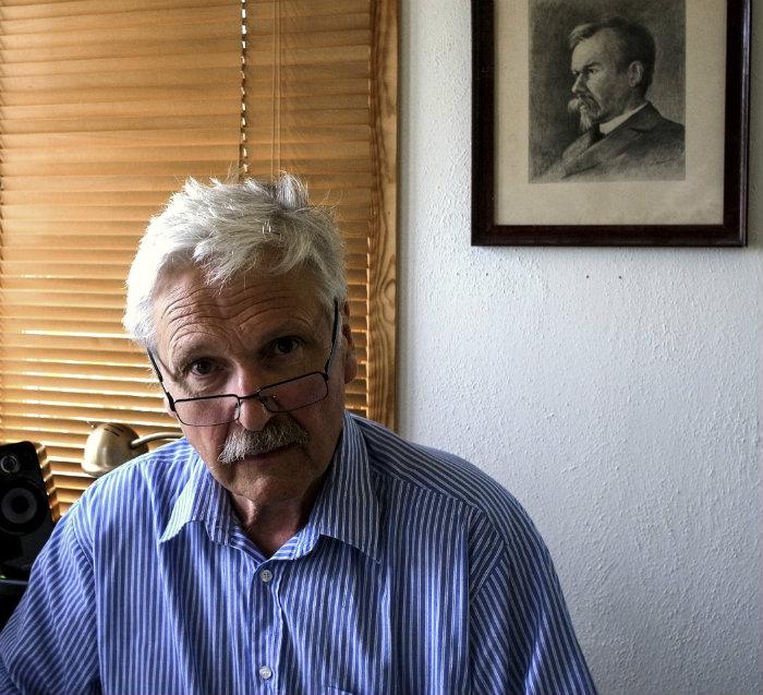 Anders Johansson. Foto: Janne Adeen.