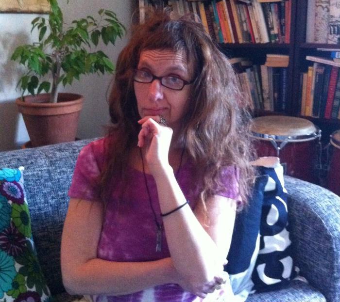 Stina Nilsson. Foto: Privat