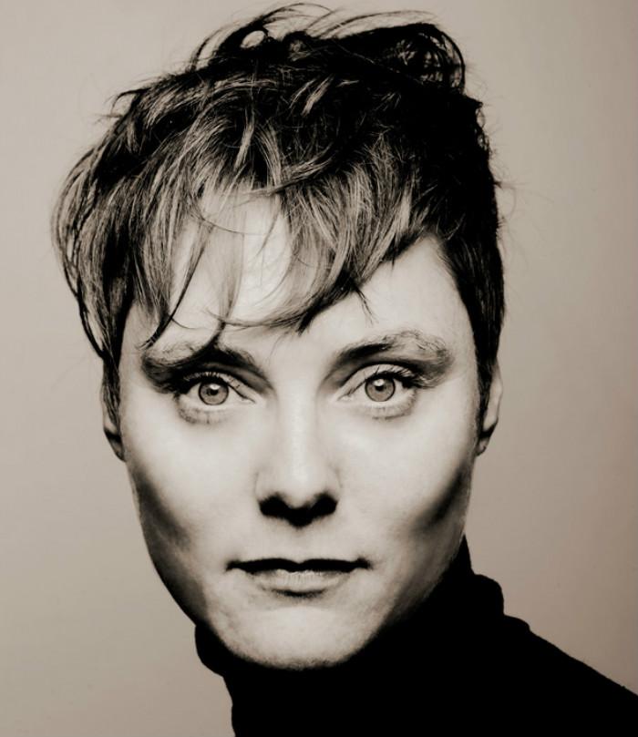 Kristin Berget. Foto: Fredrik Arff