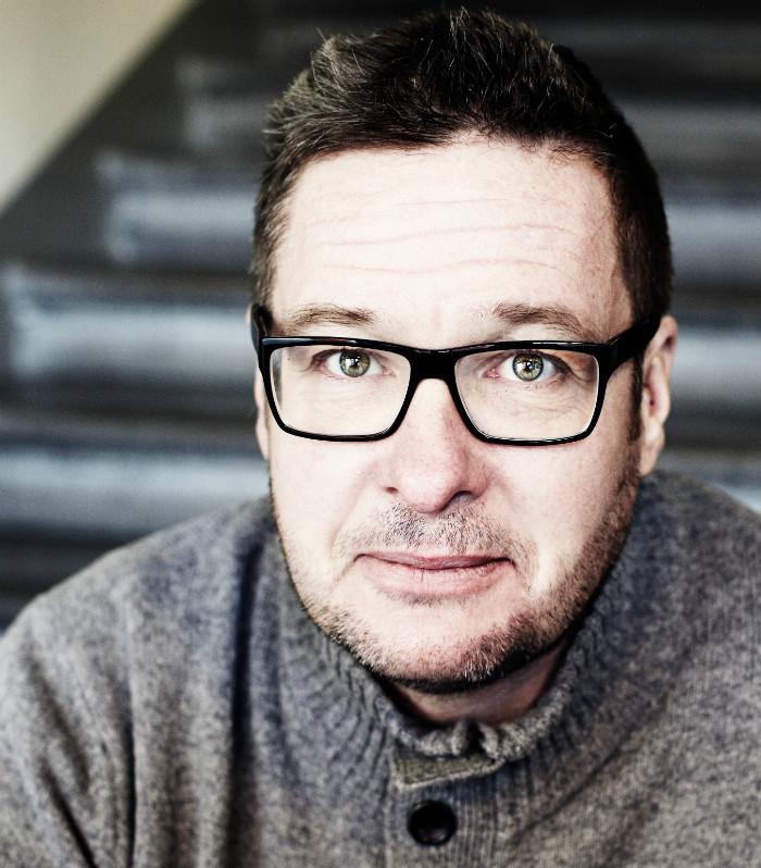Kristian Lundberg. Foto: Caroline Andersson