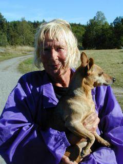 Nina Södegren. Foto: Zaza Press