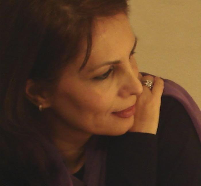 Azita Ghahreman. Foto: Sohrab Rahimi