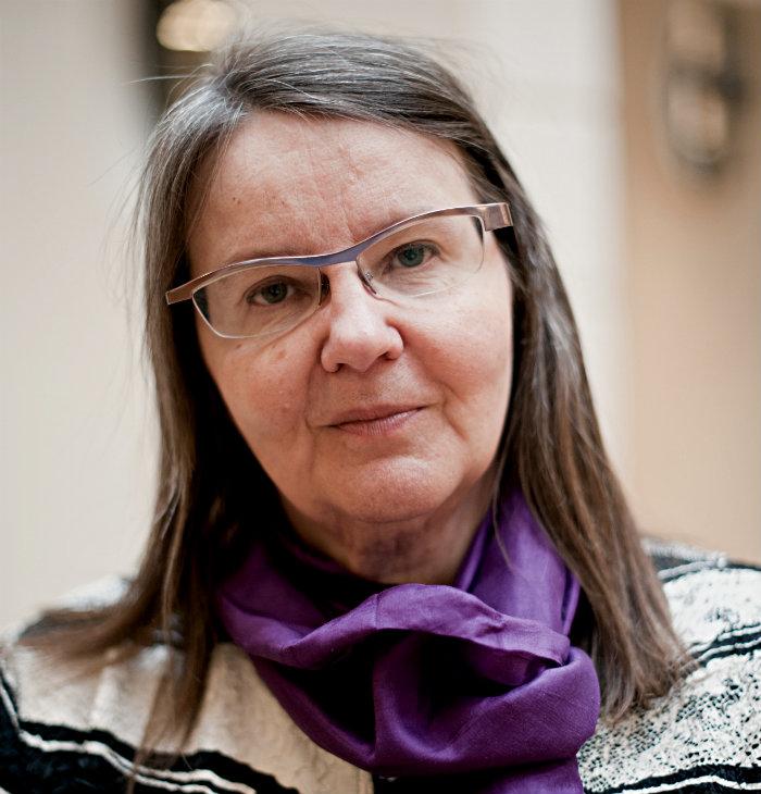 Eva Ström. Foto: Norden.org. CC-BY-2.5-dk