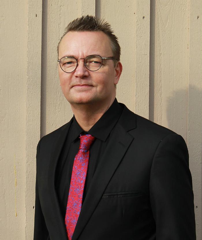 Christer Hermansson. Foto: Kajsa Gilander