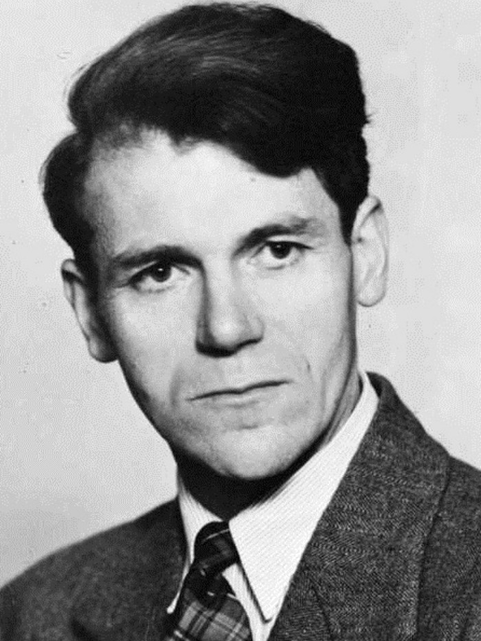 Olav H. Hauge runt 1940. CC BY 3