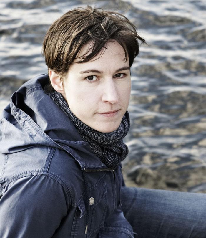 Eva Ribich. Foto: Carolina Andersson