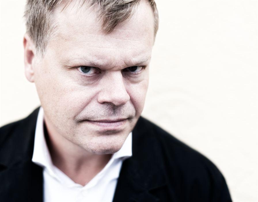 Fredrik Nyberg. Foto: Khashayar Naderehvandi
