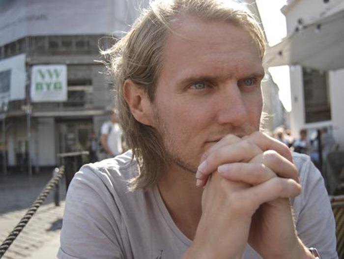Sebastian Siddharta Larsson. Foto: Miders Privat